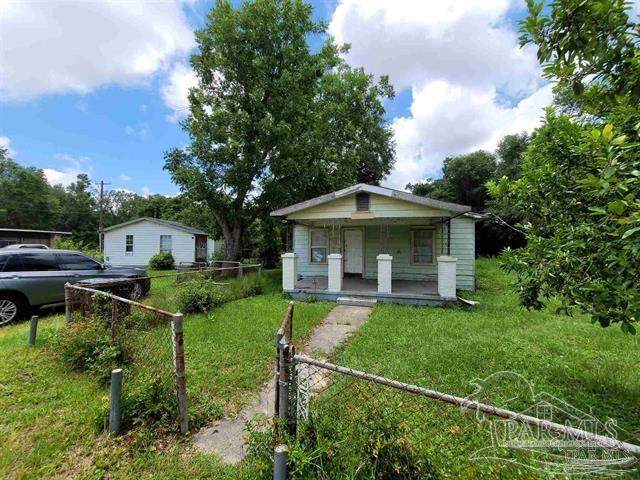 603 Citrus St, Pensacola, FL 32505 (MLS #597412) :: Coldwell Banker Coastal Realty