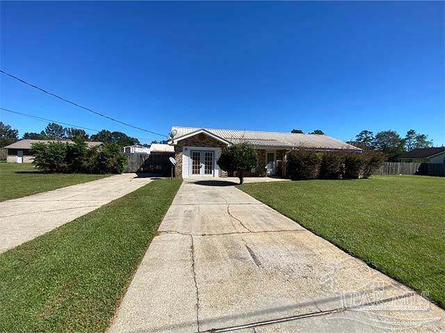 2526 Ryale Rd, Cantonment, FL 32533 (MLS #598505) :: Crye-Leike Gulf Coast Real Estate & Vacation Rentals