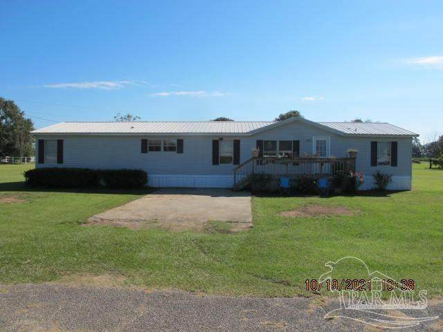 6161 Mitchell Rd, Walnut Hill, FL 32568 (MLS #598770) :: Connell & Company Realty, Inc.
