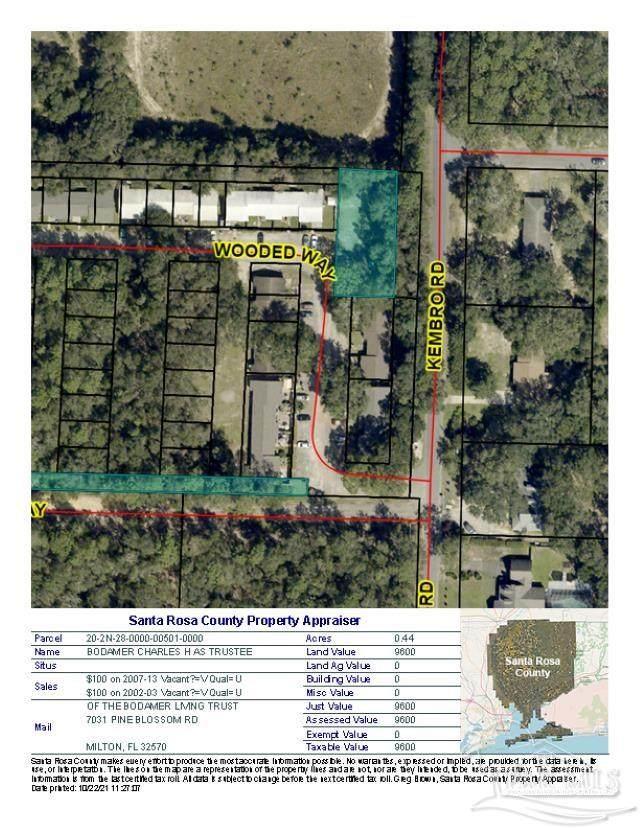 0000 Kembro Rd, Milton, FL 32570 (MLS #598776) :: Coldwell Banker Coastal Realty