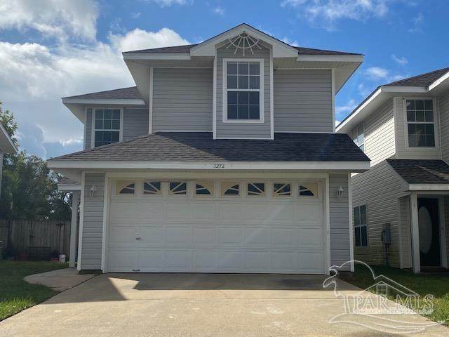 3272 Two Sisters Way, Pensacola, FL 32505 (MLS #598882) :: Crye-Leike Gulf Coast Real Estate & Vacation Rentals