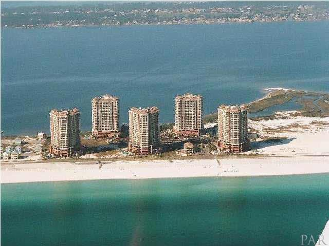 2 Portofino Dr #1504, Pensacola Beach, FL 32561 (MLS #544824) :: ResortQuest Real Estate