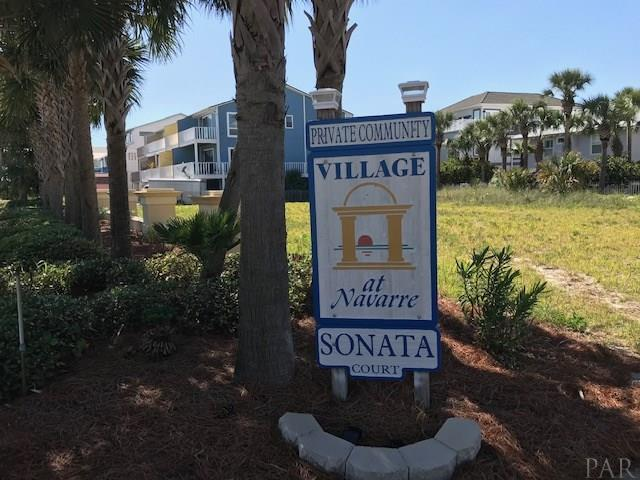 Lot 6 Sonata Ct, Navarre Beach, FL 32566 (MLS #554029) :: Levin Rinke Realty