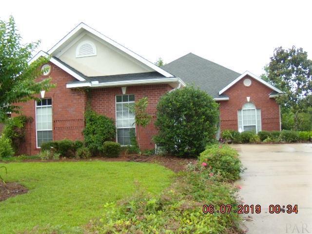 3128 Strathauer Rd, Milton, FL 32583 (MLS #555766) :: ResortQuest Real Estate