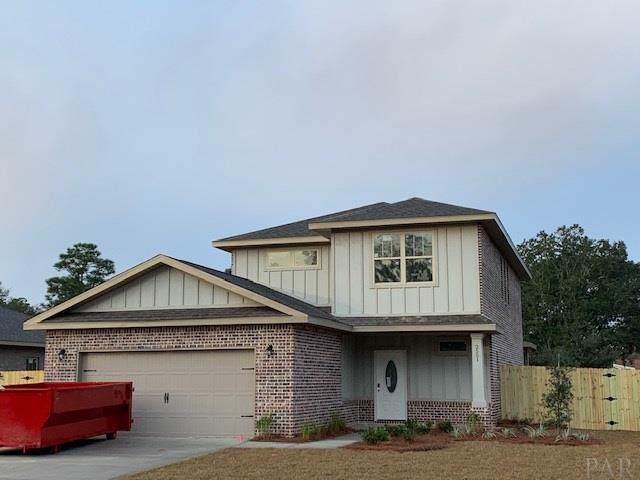 2551 Tree Feather Ct, Navarre, FL 32566 (MLS #560022) :: Levin Rinke Realty
