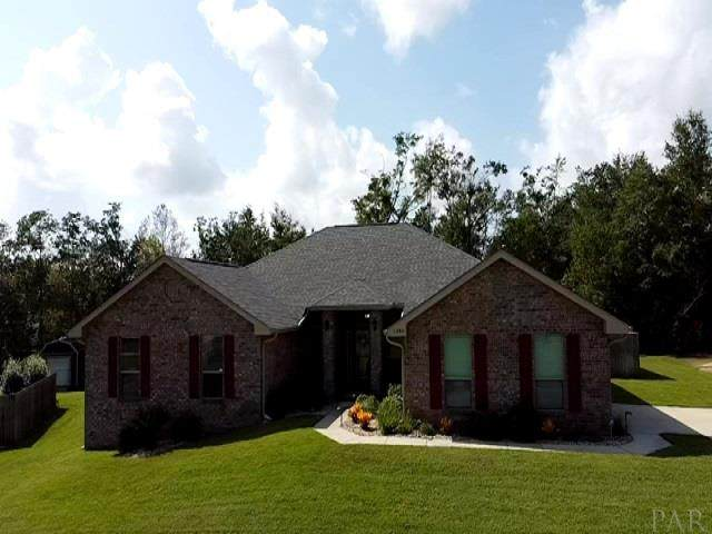 1284 Soft Point Dr, Cantonment, FL 32533 (MLS #578030) :: Connell & Company Realty, Inc.