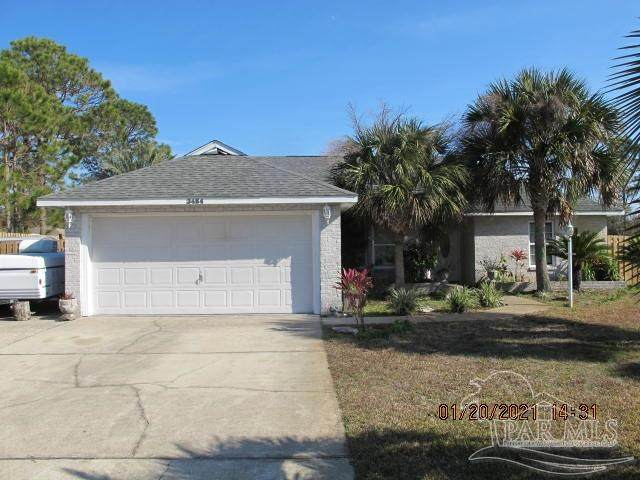 3484 Southwind Dr, Gulf Breeze, FL 32563 (MLS #583571) :: Connell & Company Realty, Inc.