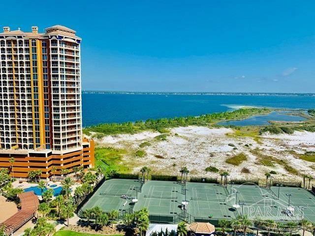 3 Portofino Dr #1406, Pensacola Beach, FL 32561 (MLS #589777) :: Connell & Company Realty, Inc.