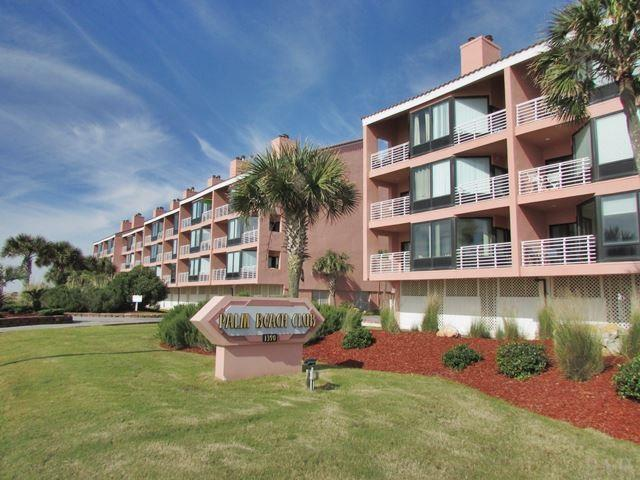 1390 Ft Pickens Rd #223, Pensacola Beach, FL 32561 (MLS #545144) :: ResortQuest Real Estate