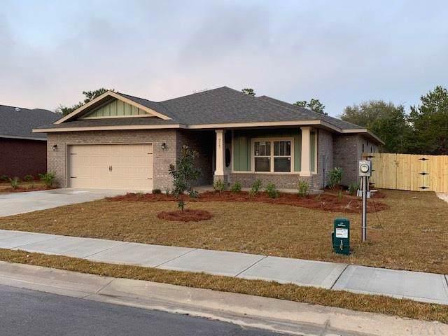2547 Tree Feather Ct, Navarre, FL 32566 (MLS #560000) :: Levin Rinke Realty