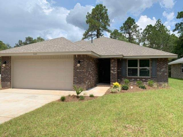3601 Conley Dr, Cantonment, FL 32533 (MLS #569045) :: Levin Rinke Realty