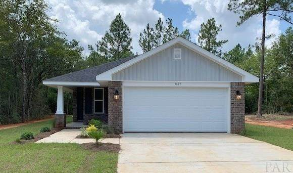 3629 Conley Dr, Cantonment, FL 32533 (MLS #551099) :: Connell & Company Realty, Inc.