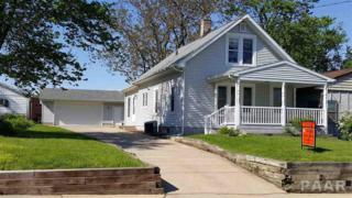1217 E Moneta, Peoria Heights, IL 61616 (#1183528) :: Adam Merrick Real Estate