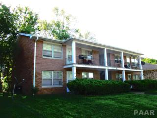 8 Rosewood Lane, Pekin, IL 61554 (#1184031) :: Adam Merrick Real Estate