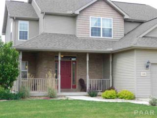 1405 Willow Drive, Washington, IL 61571 (#1184053) :: Adam Merrick Real Estate
