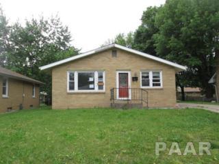 1513 S 7TH Street, Pekin, IL 61554 (#1184067) :: Adam Merrick Real Estate
