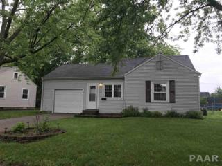 1011 E Adams, Washington, IL 61571 (#1184079) :: Adam Merrick Real Estate