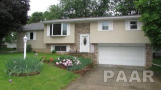 501 Georgia Parkway, Washington, IL 61571 (#1184091) :: Adam Merrick Real Estate