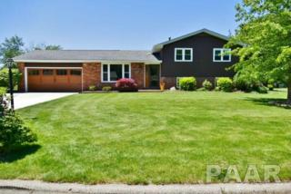 215 Tanglewood Lane, East Peoria, IL 61611 (#1184109) :: Adam Merrick Real Estate