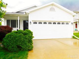 2413 W Miners Drive, Dunlap, IL 61525 (#1184119) :: Adam Merrick Real Estate
