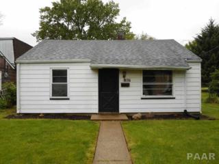 1807 N Underhill Street, Peoria, IL 61604 (#1184152) :: Adam Merrick Real Estate