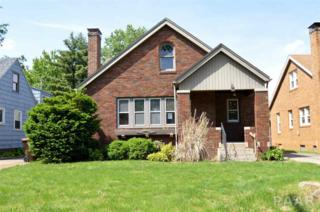 411 W Corrington Avenue, Peoria, IL 61604 (#1184158) :: Adam Merrick Real Estate
