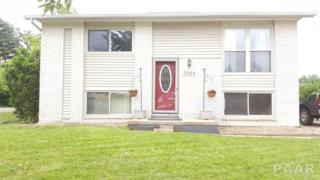 3944 W Creighton Terrace, Peoria, IL 61615 (#1184159) :: Adam Merrick Real Estate