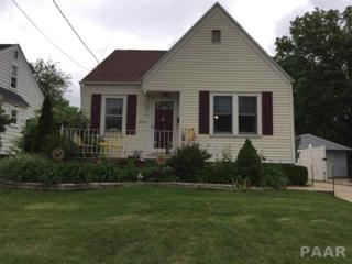 405 W Lawndale, Peoria, IL 61604 (#1184161) :: Adam Merrick Real Estate