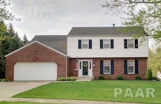1104 W Pembrook Drive, Peoria, IL 61614 (#1184166) :: Adam Merrick Real Estate