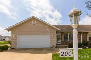 200 Marvin Court, Germantown Hills, IL 61548 (#1183029) :: Adam Merrick Real Estate