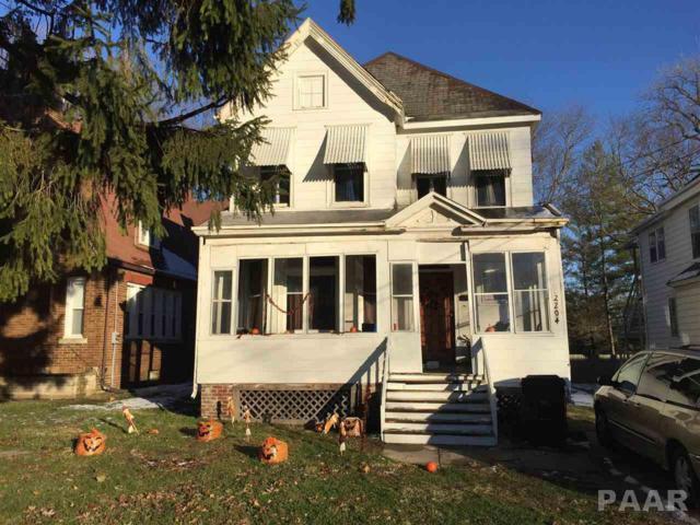 2204 N Prospect Road, Peoria, IL 61603 (#1169092) :: Adam Merrick Real Estate