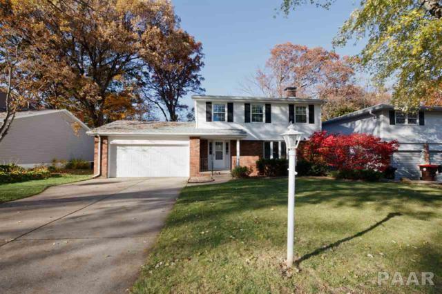 1807 W Teton Drive, Peoria, IL 61614 (#1178839) :: Adam Merrick Real Estate