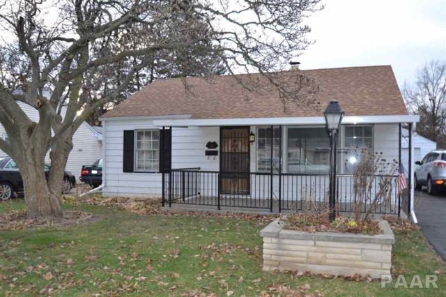 2921 N St Philomena Court, Peoria, IL 61604 (#1179509) :: Adam Merrick Real Estate