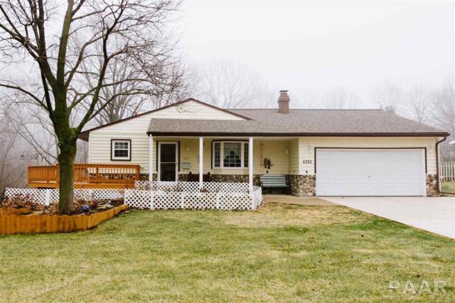 6322 N Robinwood Drive, Peoria, IL 61614 (#1180046) :: Adam Merrick Real Estate