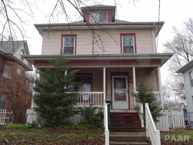 721 E Illinois, Peoria, IL 61603 (#1182166) :: Adam Merrick Real Estate
