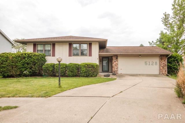 5128 W Timbervue Court, Peoria, IL 61615 (#1184042) :: Adam Merrick Real Estate