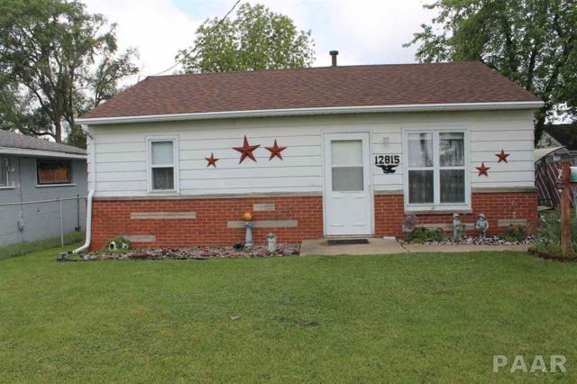 12815 W Center Street, Hanna City, IL 61536 (#1184139) :: Adam Merrick Real Estate