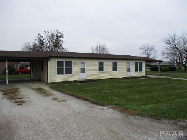 224-226 North Street, Minier, IL 61759 (#1184242) :: Adam Merrick Real Estate
