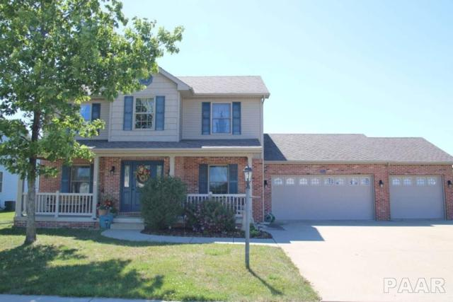 1403 Saddle Brook Lane, Metamora, IL 61548 (#1184660) :: Adam Merrick Real Estate