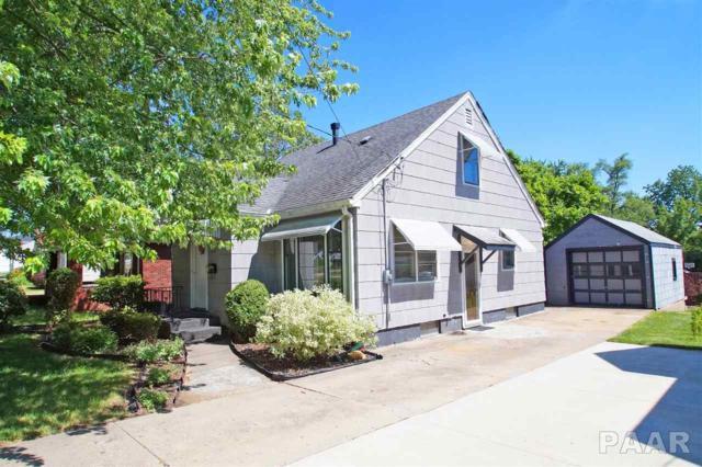 1210 E Hazard Avenue, Peoria Heights, IL 61616 (#1184862) :: RE/MAX Preferred Choice