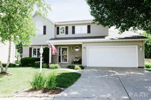 5504 N Pepperwood Court, Peoria, IL 61615 (#1184876) :: Adam Merrick Real Estate