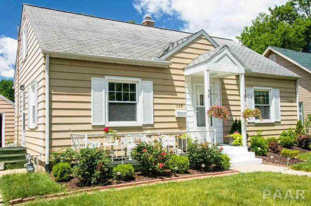 308 N Lawndale, Washington, IL 61571 (#1185173) :: RE/MAX Preferred Choice