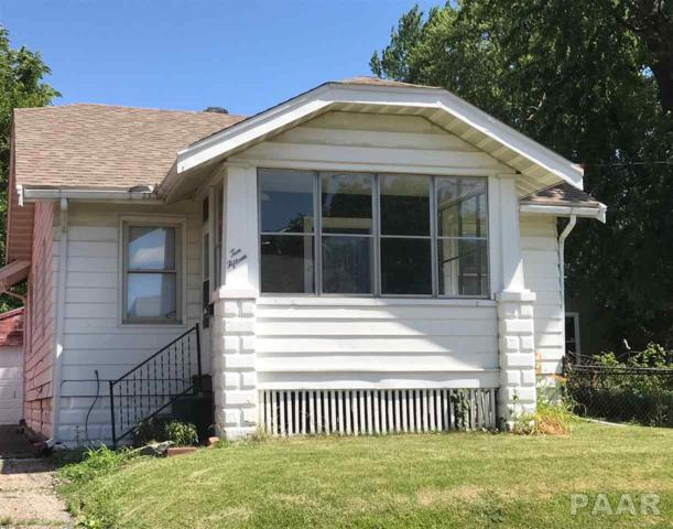 1015 E Hines Avenue, Peoria Heights, IL 61616 (#1185184) :: RE/MAX Preferred Choice