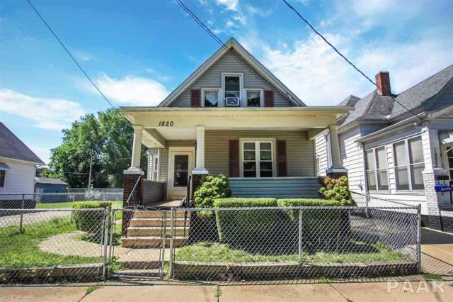 1820 W Butler Street, Peoria, IL 61605 (#1185242) :: RE/MAX Preferred Choice