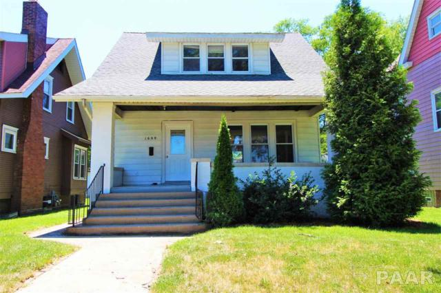 1608 W Fredonia Avenue, Peoria, IL 61606 (#1185256) :: RE/MAX Preferred Choice