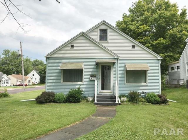 819 Morris Street, Washington, IL 61571 (#1185258) :: RE/MAX Preferred Choice
