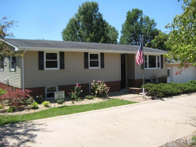 557 Santa Fe Trail, Metamora, IL 61548 (#1185277) :: Adam Merrick Real Estate