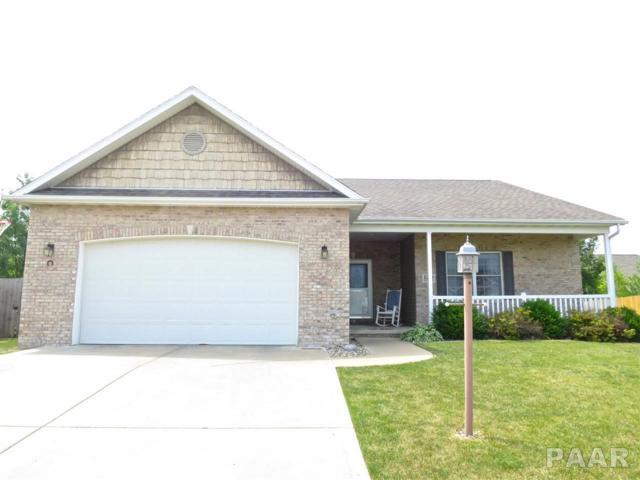1280 Glenwood, Metamora, IL 61548 (#1185665) :: Adam Merrick Real Estate
