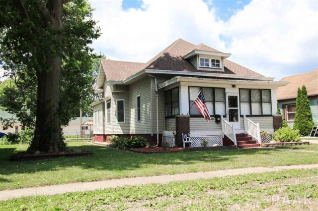 1209 N Benedict Street, Chillicothe, IL 61523 (#1185677) :: Adam Merrick Real Estate
