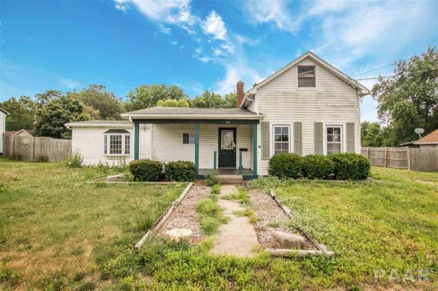 612 W Fort, Farmington, IL 61531 (#1185723) :: Adam Merrick Real Estate